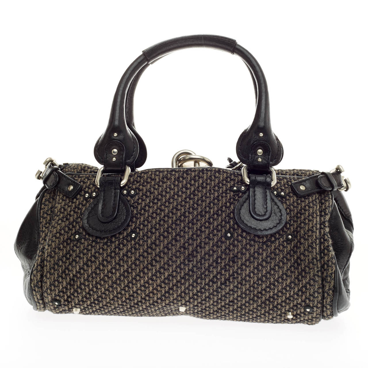 chloe purse with padlock