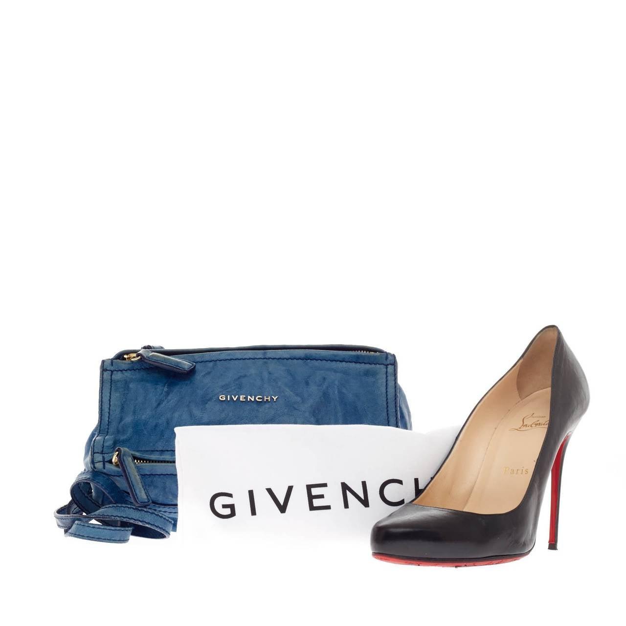Givenchy Pandora Bag Leather Mini 2