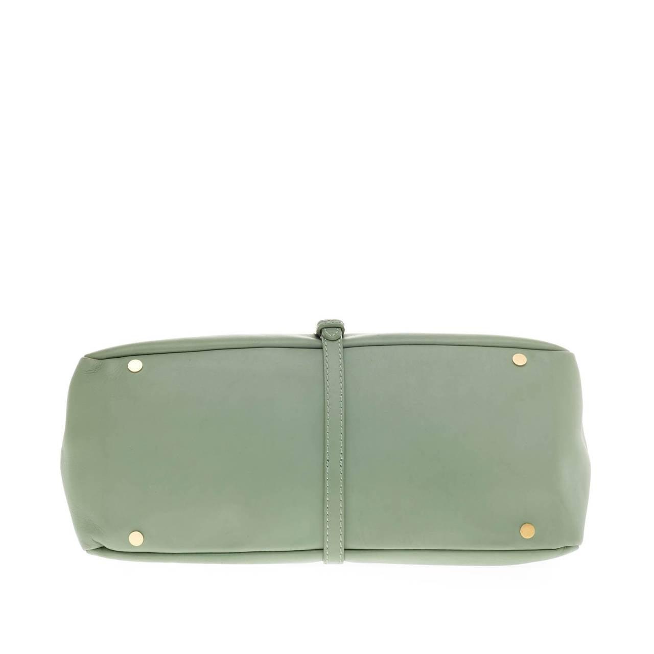 Jimmy Choo Tulita Shoulder Bag Leather For Sale 1