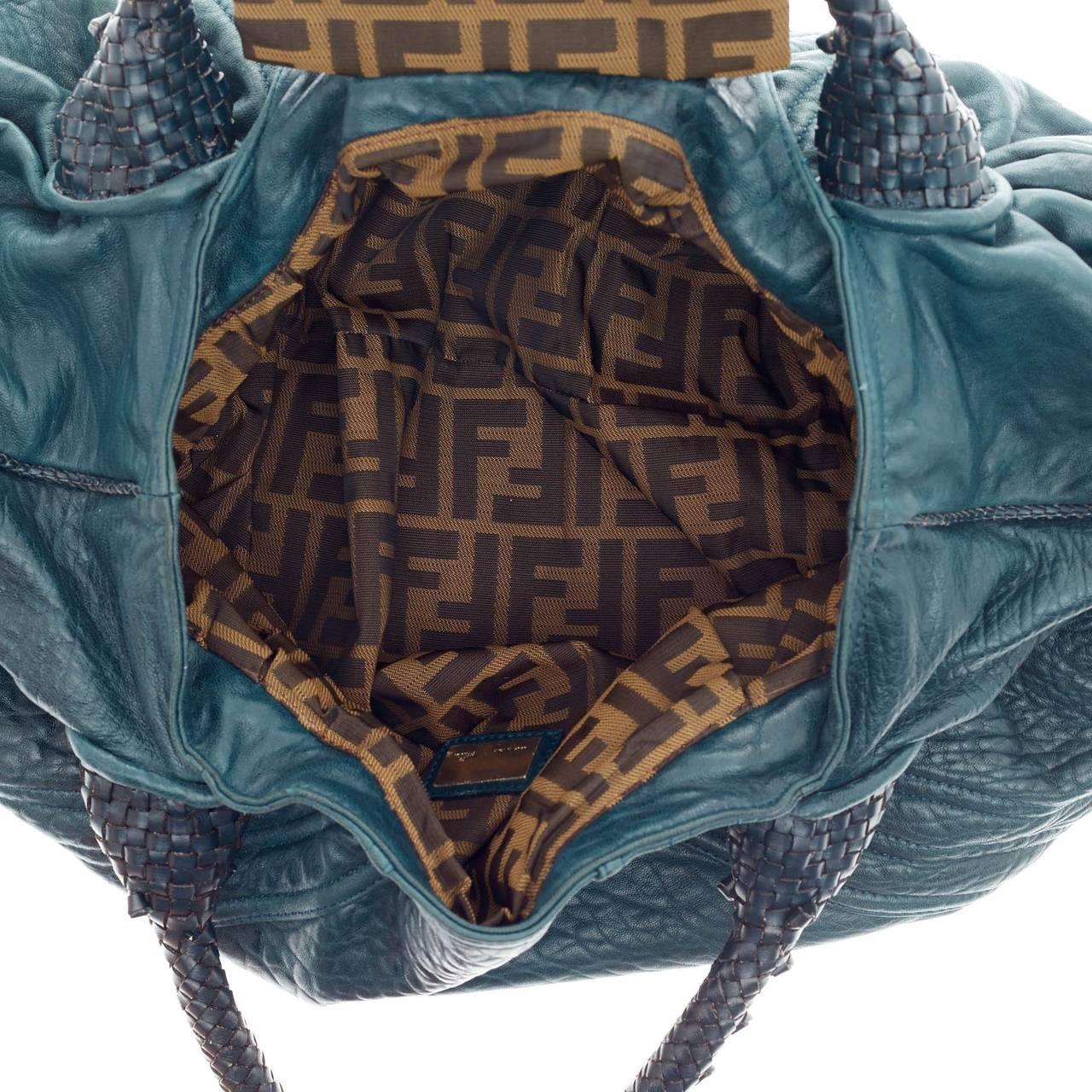 42e5fe44204e Fendi Spy Bag Leather at 1stdibs