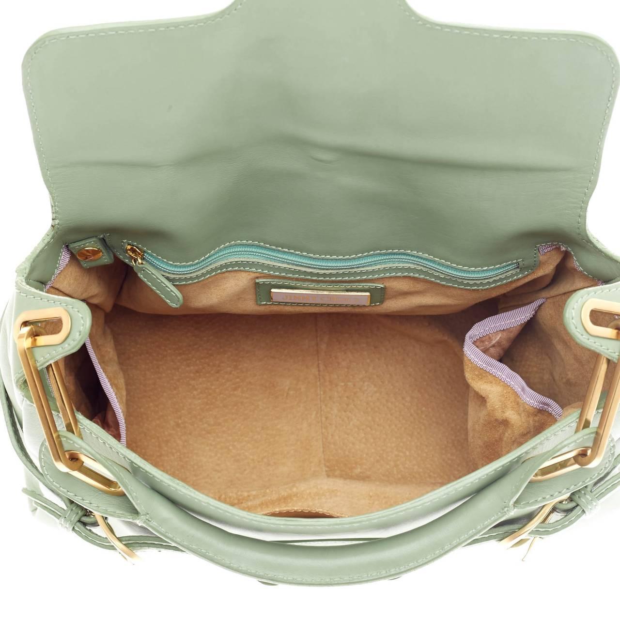 Jimmy Choo Tulita Shoulder Bag Leather at 1stdibs