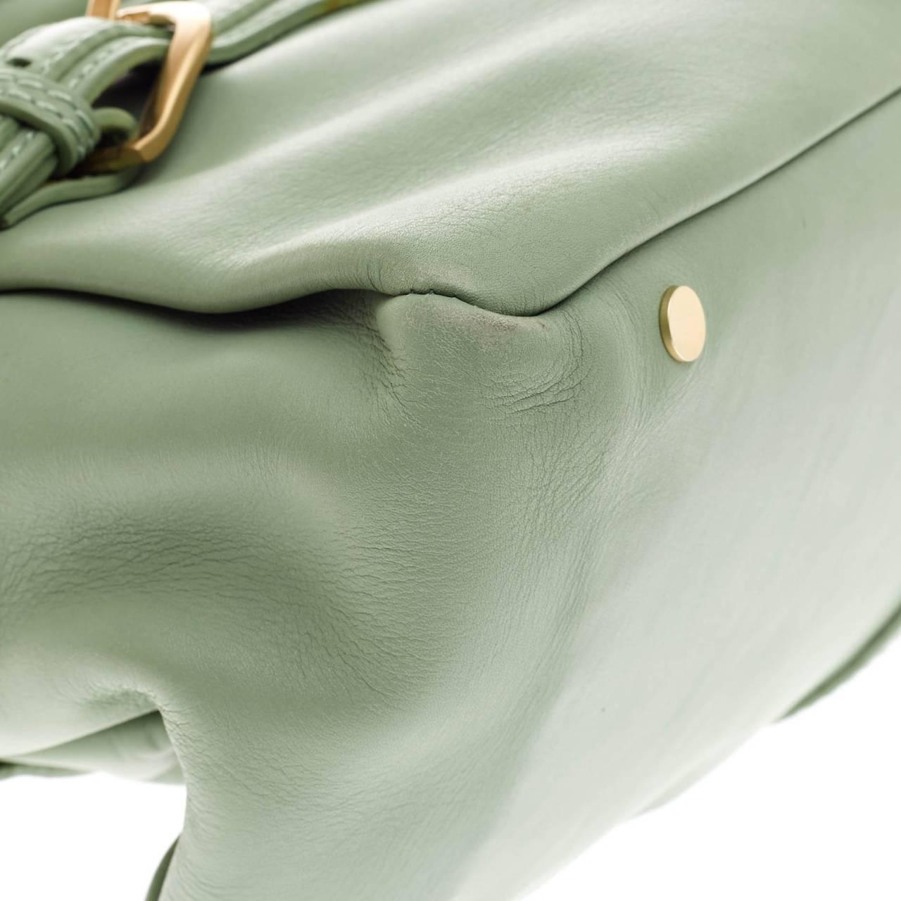 Jimmy Choo Tulita Shoulder Bag Leather For Sale 3