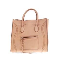 Celine Phantom Grainy Leather
