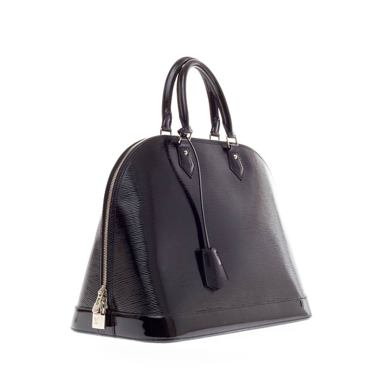 Louis Vuitton Alma Handbag Electric Epi Leather Gm aIa7n