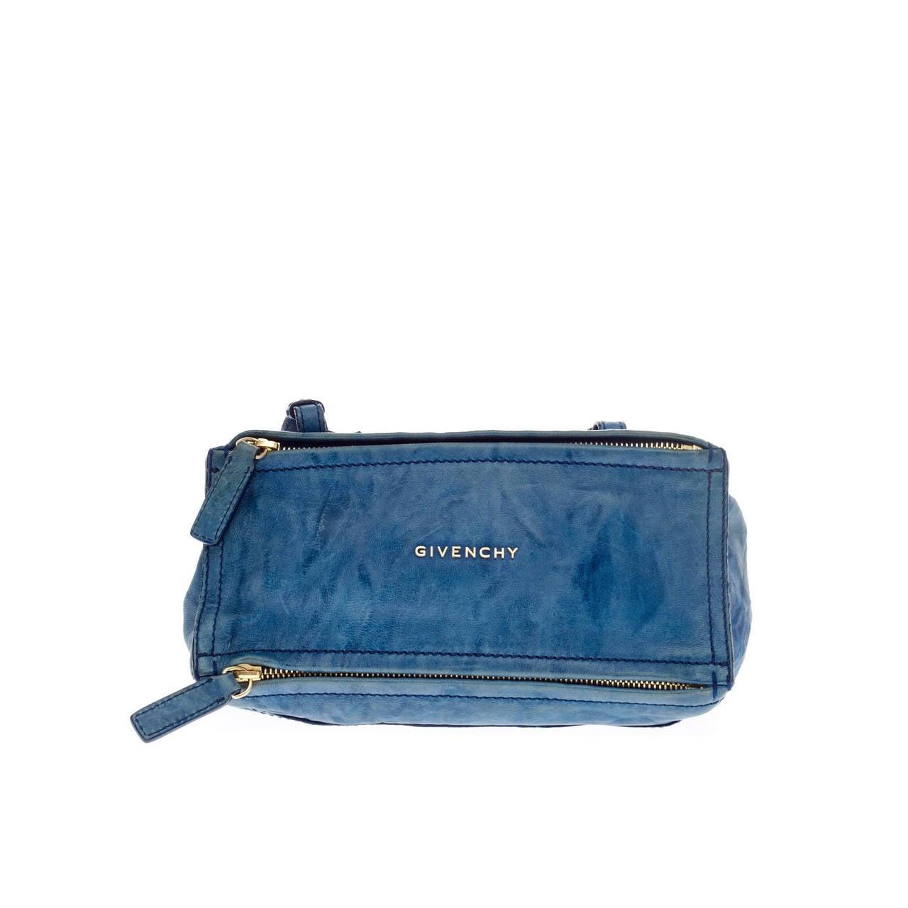 Givenchy Pandora Bag Leather Mini 1