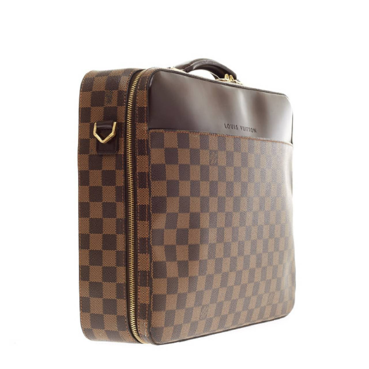 Louis Vuitton Sabana Laptop Bag Damier In Good Condition For New York Ny