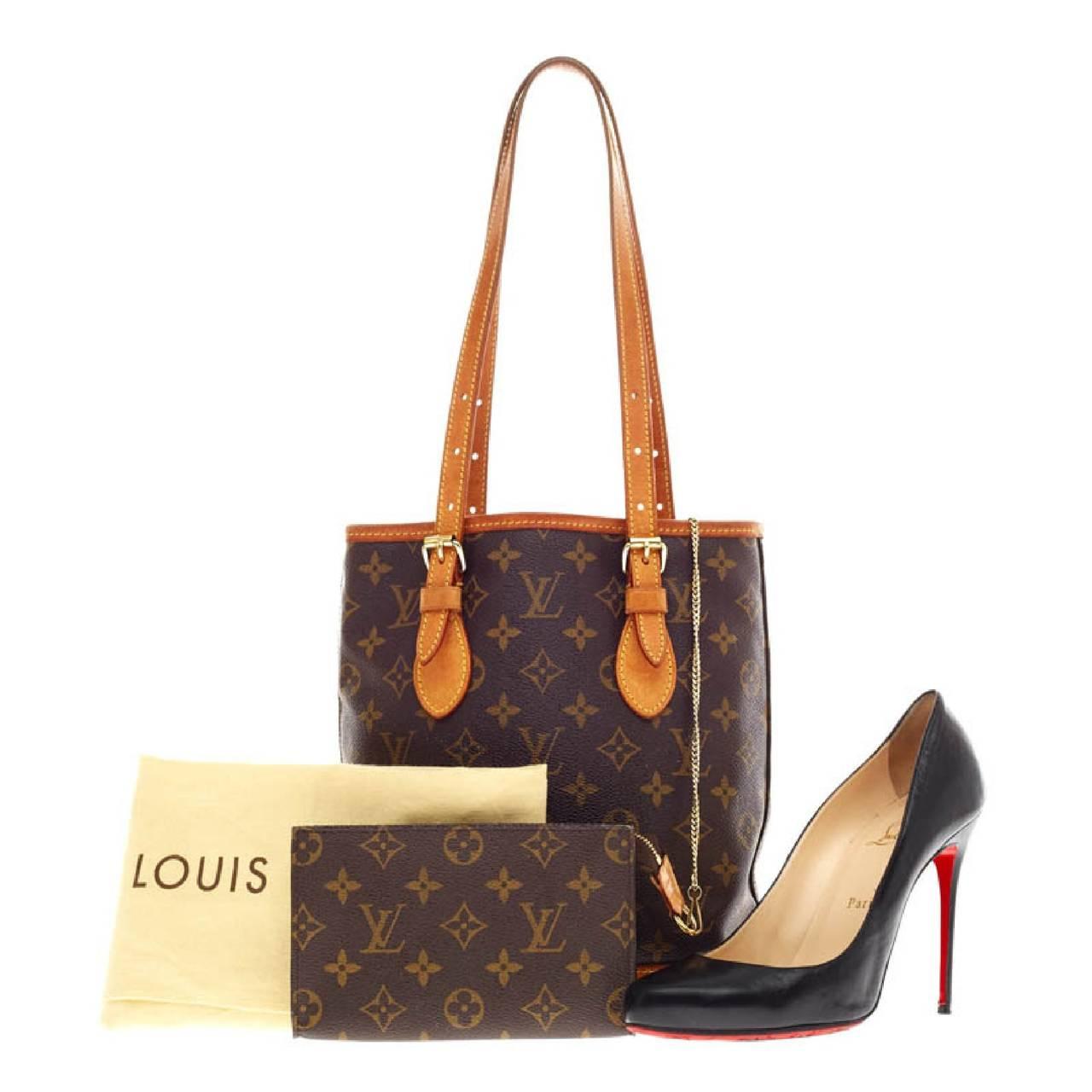 d35d3a92084 Louis Vuitton Bucket Purse - Best Purse Image Ccdbb.Org