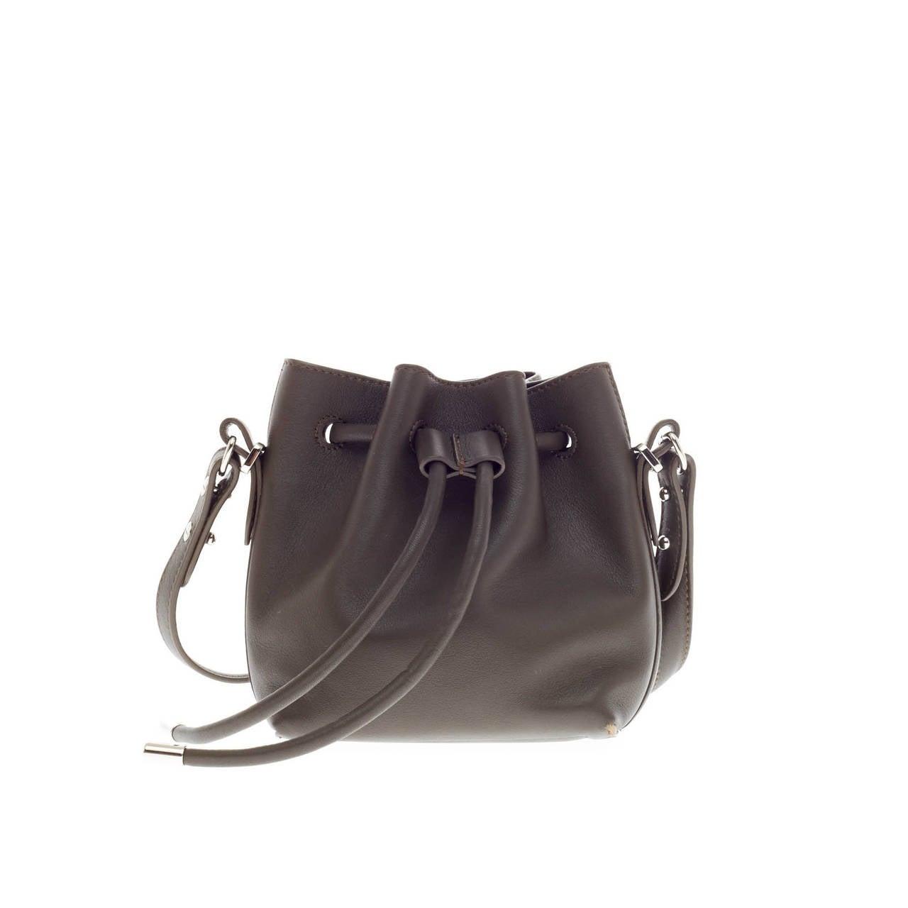 Proenza Schouler Bucket Bag Leather Tiny 1