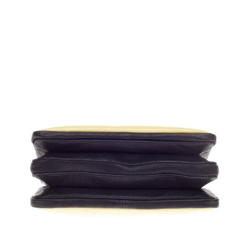 Chloe Lucy Shoulder Bag Leather at 1stdibs