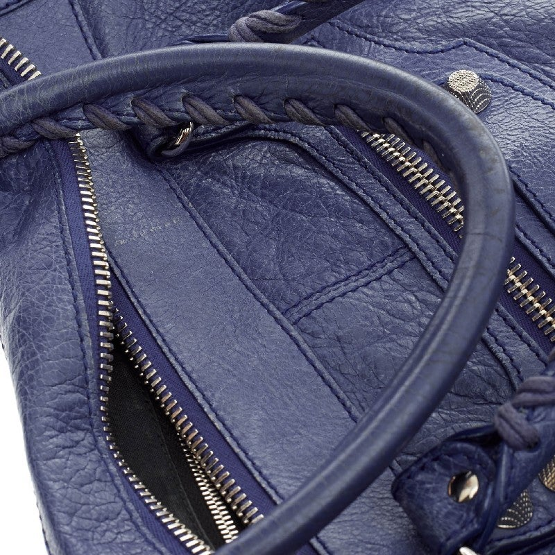Balenciaga Work Giant Studs Leather 8