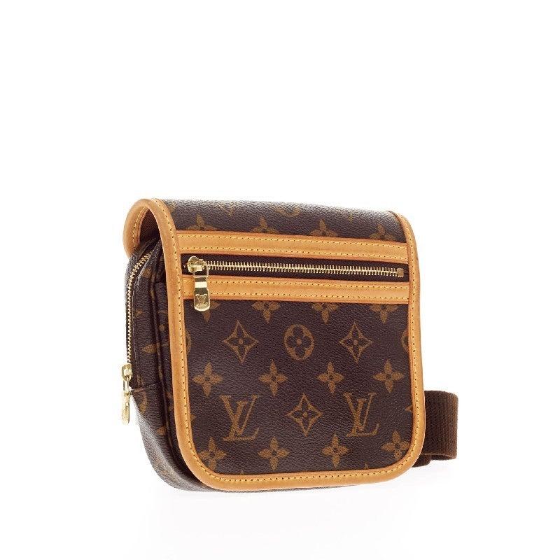 Louis Vuitton Bosphore Waist Bag Monogram Canvas 3