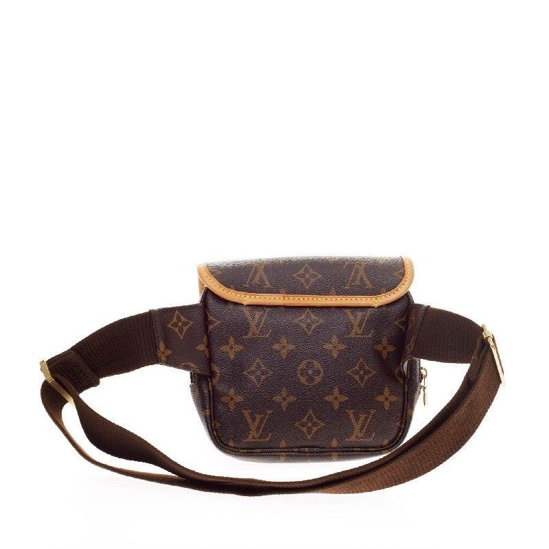 Louis Vuitton Bosphore Waist Bag Monogram Canvas 4