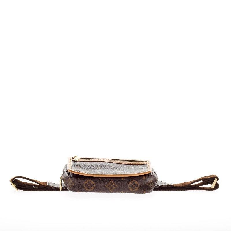 Louis Vuitton Bosphore Waist Bag Monogram Canvas 5