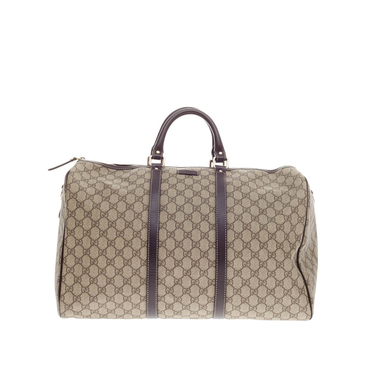 Gucci Joy Travel GG Coated Canvas at 1stdibs