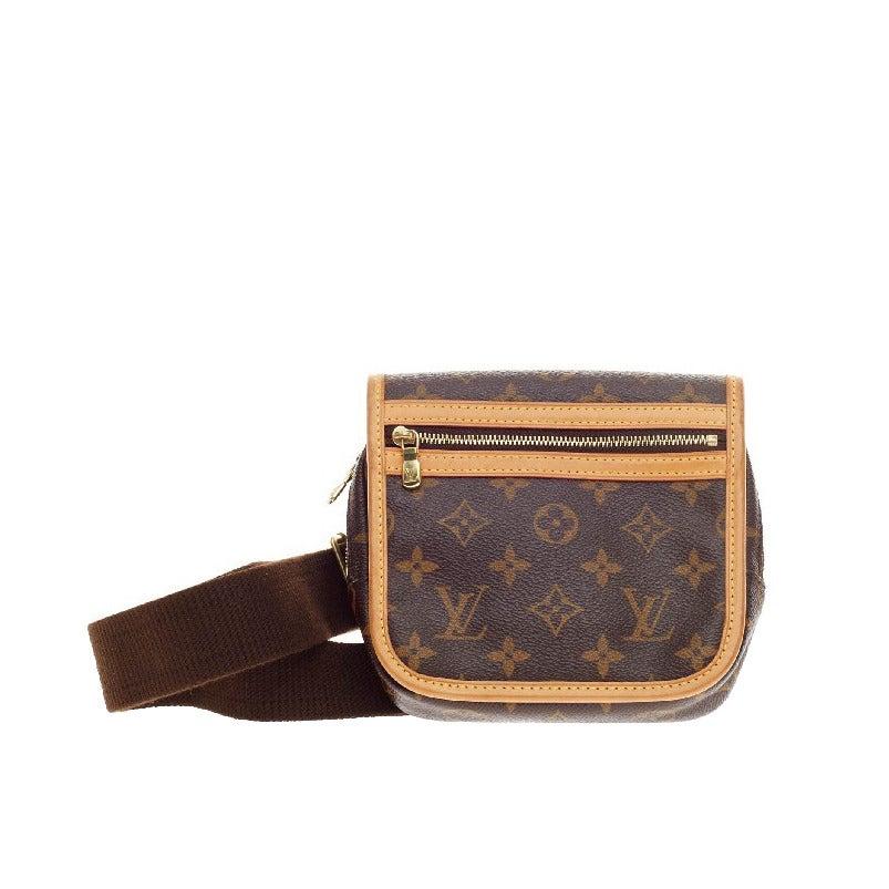 Louis Vuitton Bosphore Waist Bag Monogram Canvas 1