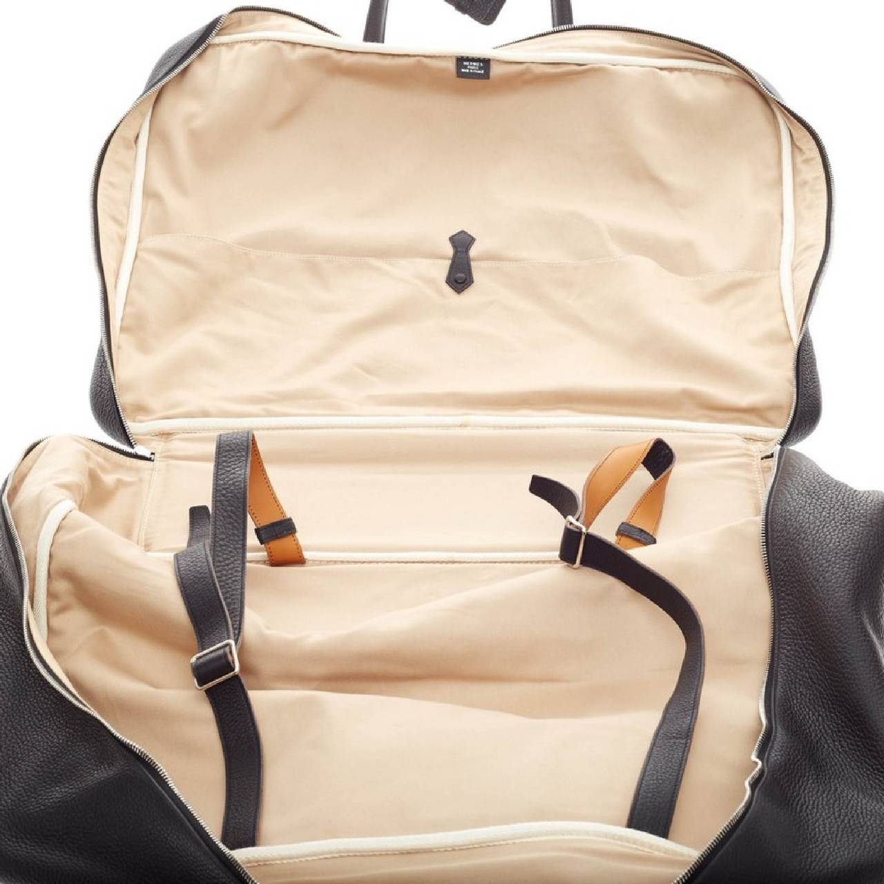 herms bag - Hermes Victoria II Travel Clemence 50 at 1stdibs