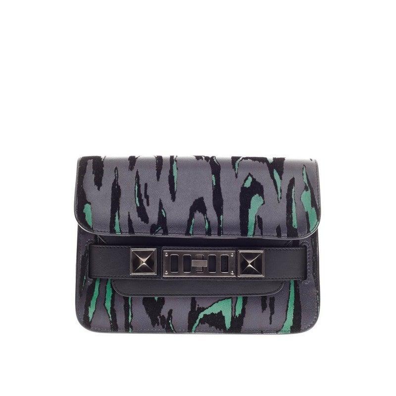 Proenza Schouler PS11 Crossbody Leather Mini For Sale