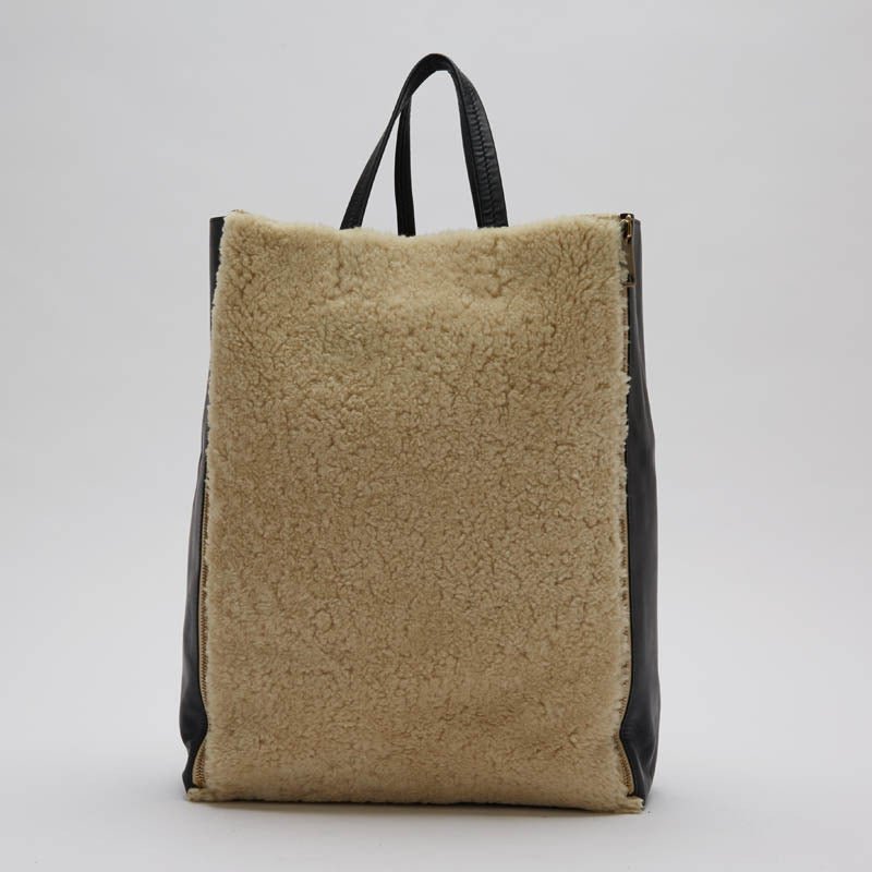 celine tote bags leather - celine beige leather handbag gusset