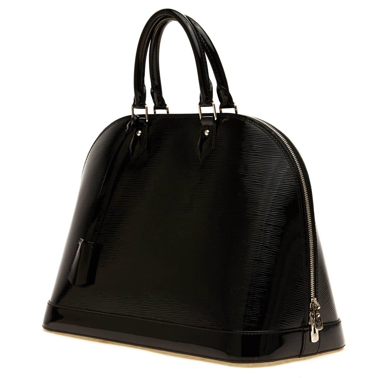 Image Result For Louis Vuitton Epi Electric Alma Pm Bag