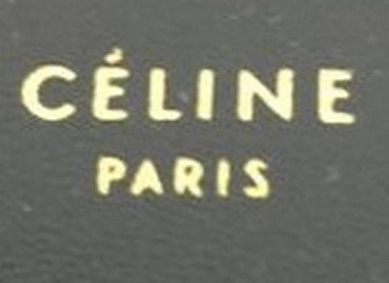 Celine Belt Bag Calfskin Medium For Sale 3
