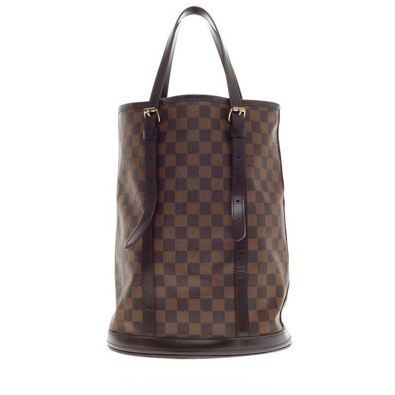 03d6b625cb5b2 Authentic LOUIS VUITTON Monogram Noe GM Bucket Bag – Valamode Louis Vuitton  Marais Bucket Damier GM at 1stdibs
