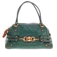 Gucci Wave Boston Bag Guccissima Leather Medium