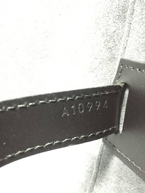 Louis Vuitton Nice Train Case Epi Leather At 1stdibs