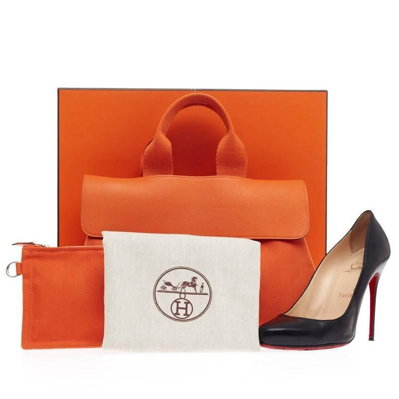 cheap hermes bags china - Hermes Valparaiso Toile and Leather PM at 1stdibs