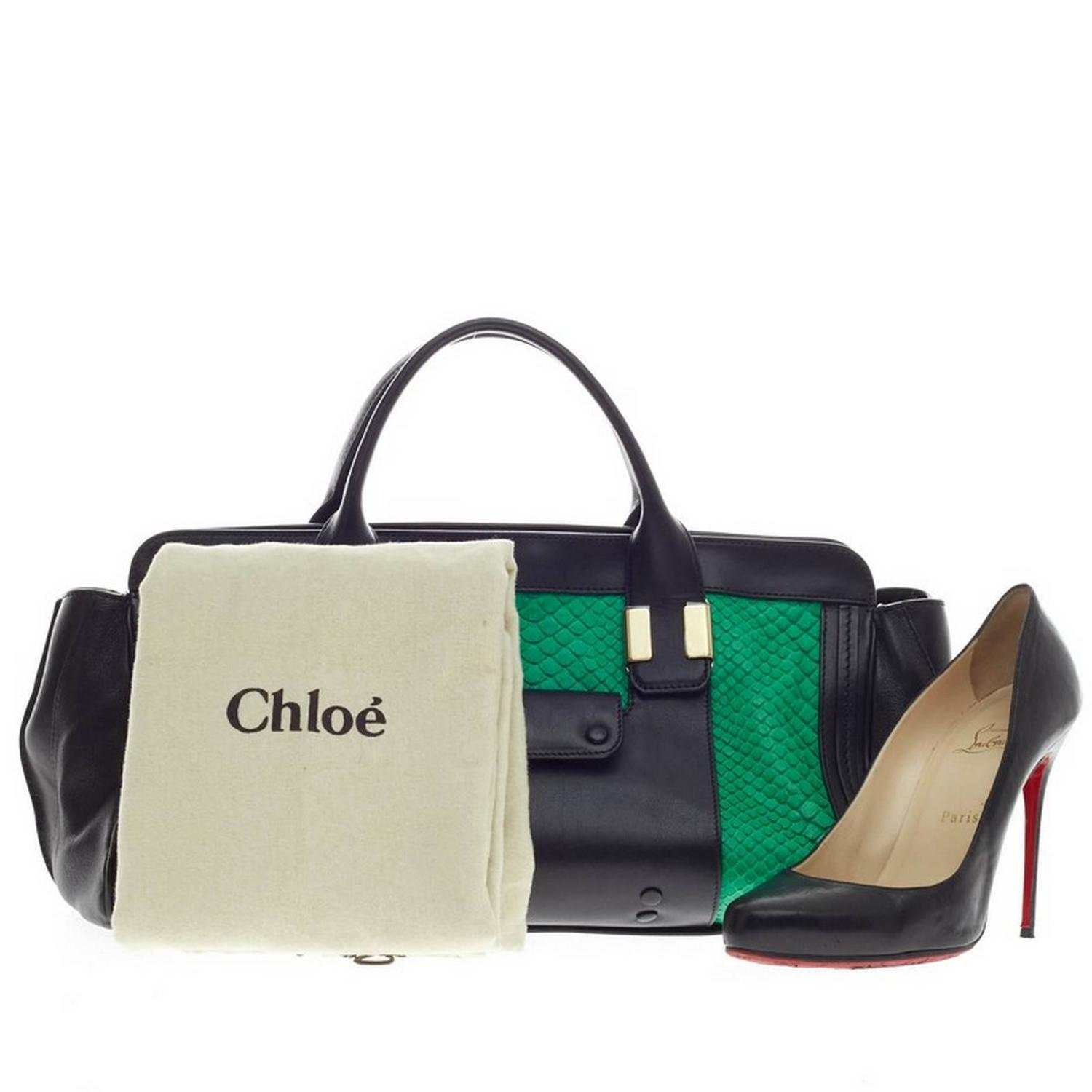 replica chloe purses - chloe alice satchel, replica chloe purse