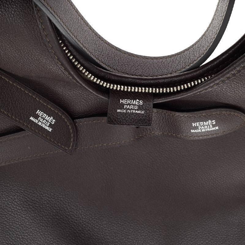 Hermes Massai Cut Leather 40 at 1stdibs