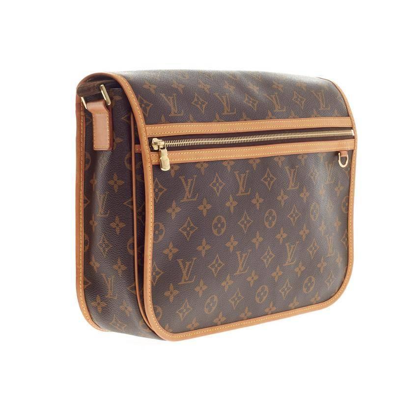 61602bd4993d Louis Vuitton Bosphore Messenger Bag Monogram Canvas GM at 1stdibs