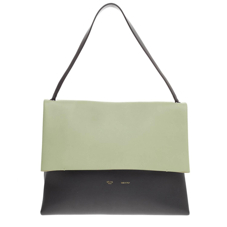 celine nano luggage tote price - Celine All Soft Tote Leather at 1stdibs