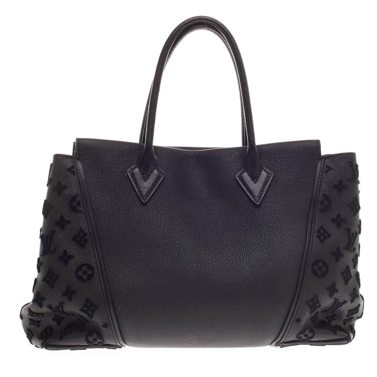Women's Louis Vuitton W Tote Veau Cachemire PM For Sale