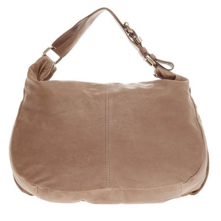 a0941ecdecf4 Women s Givenchy Zip Multi Pocket Hobo Leather Medium For Sale