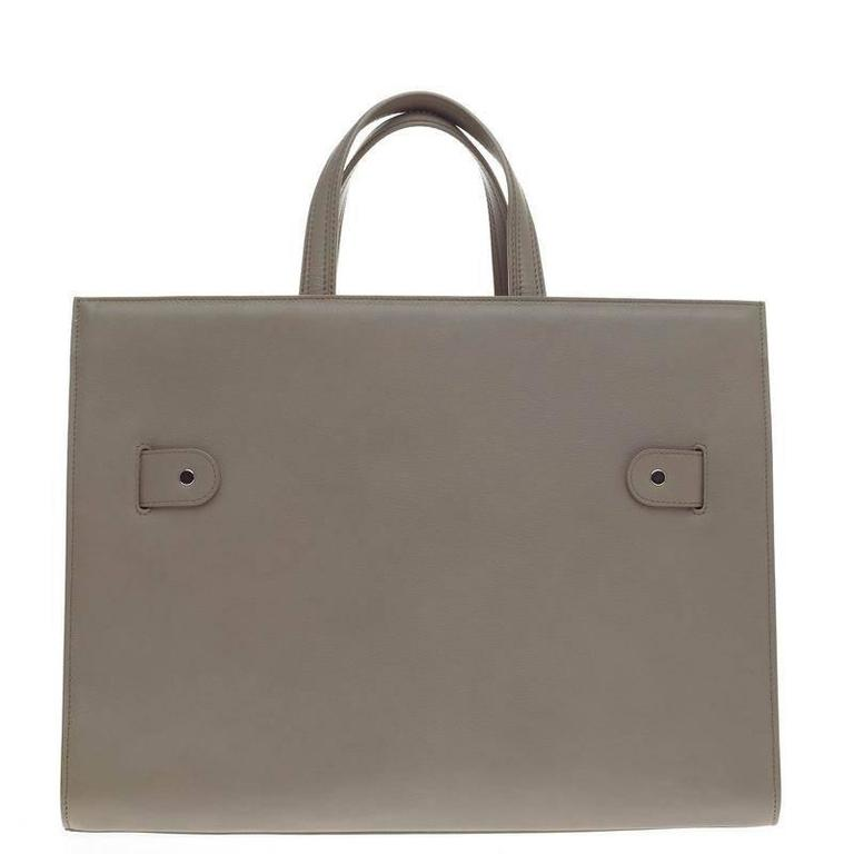 Women's Proenza Schouler PS11 Wide Tote Leather Large For Sale