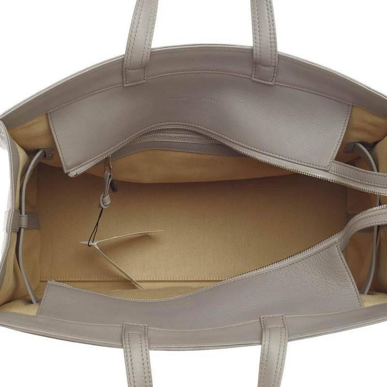 Proenza Schouler PS11 Wide Tote Leather Large For Sale 2