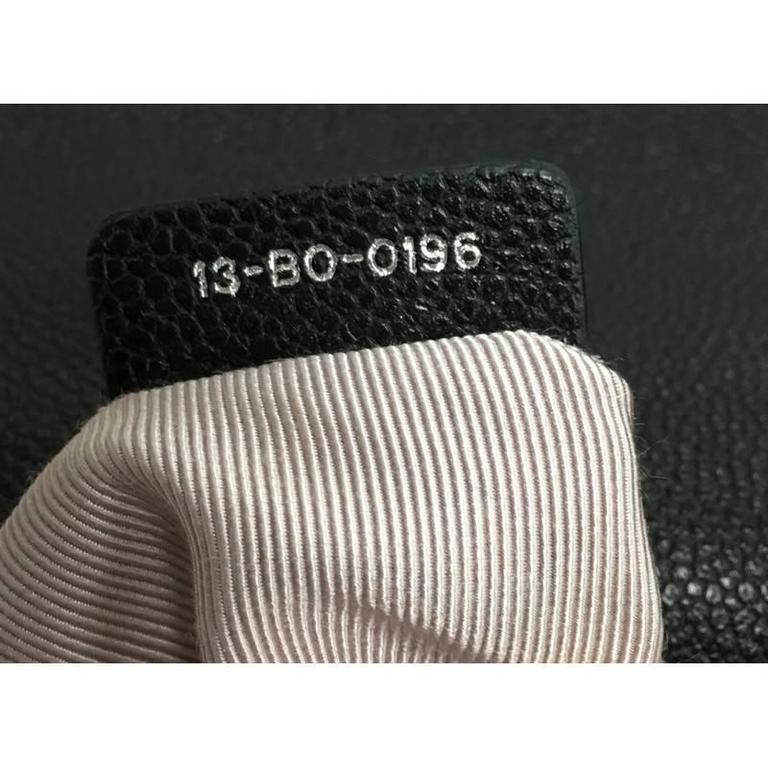 Christian Dior Diorama Flap Bag Grained Calfskin Medium at ...
