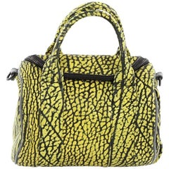 Alexander Wang Rockie Satchel Leather
