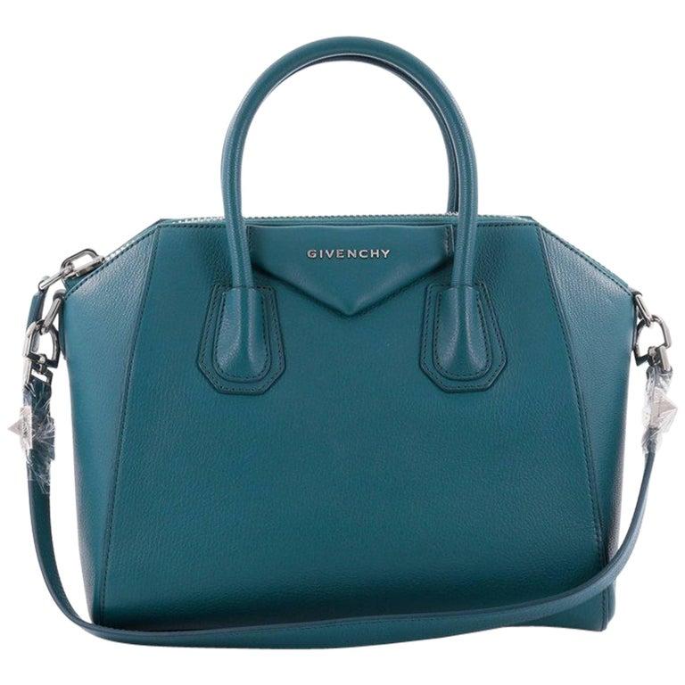 Givenchy Antigona Bag Leather Small For Sale