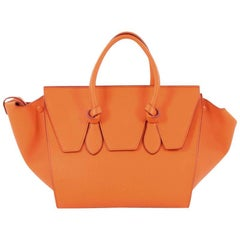 Celine Tie Knot Tote Grainy Leather Mini