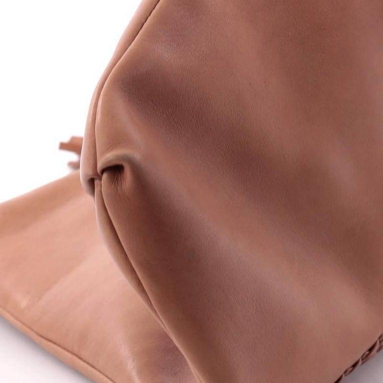 Gucci Handmade Shoulder Bag Leather Medium For Sale 1
