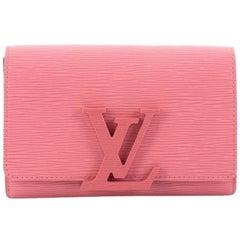 Louis Vuitton Louise Shoulder Bag Epi Leather PM