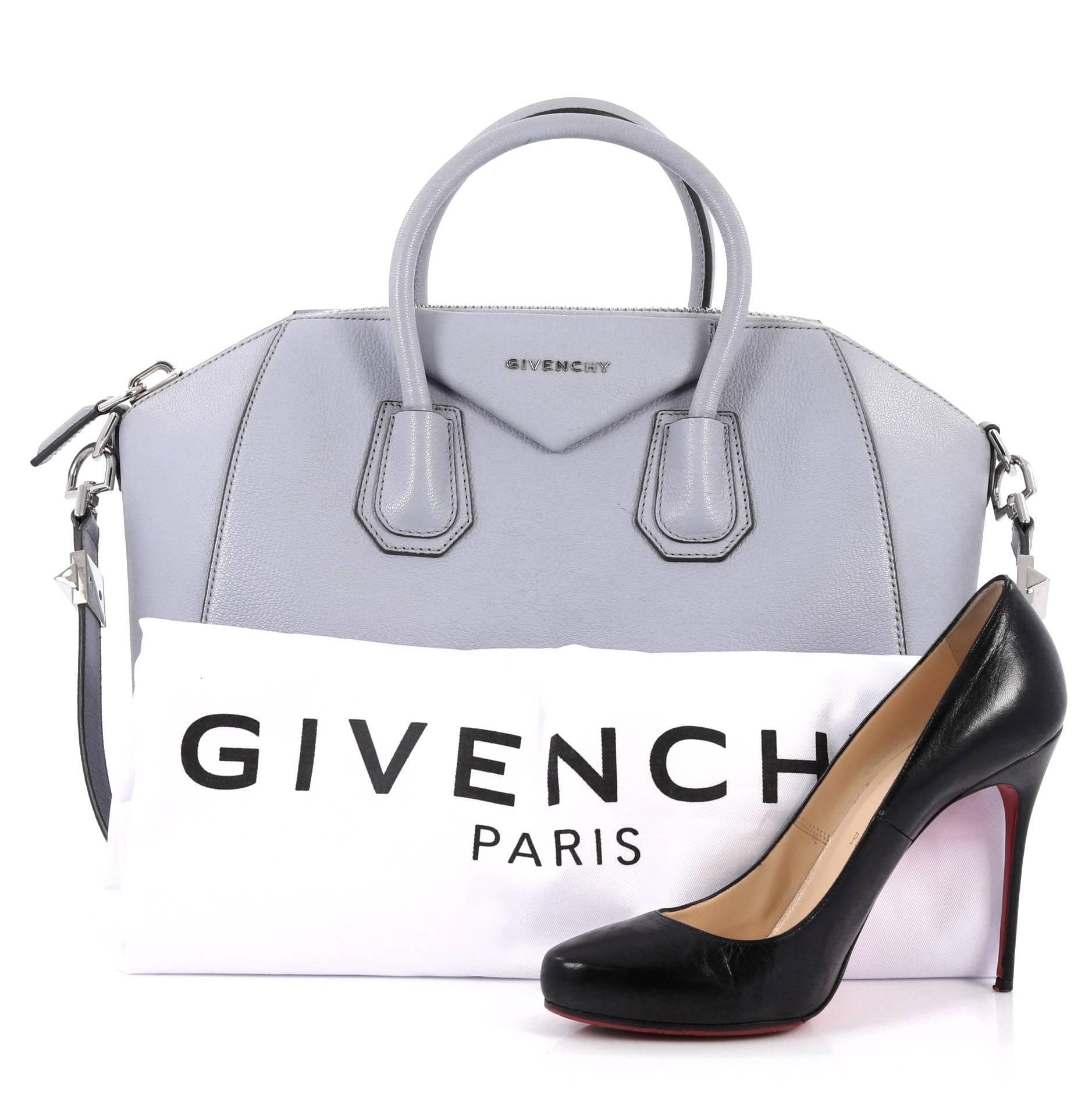 62ac61a44d Givenchy Antigona Bag Leather Medium at 1stdibs