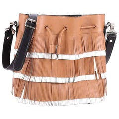 Proenza Schouler Bucket Bag Fringe Leather Medium