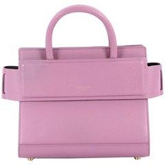 Givenchy Horizon Satchel Leather Mini