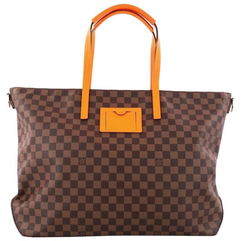 Louis Vuitton Pocket Cabas Damier