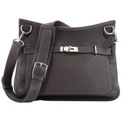 Hermes Jypsiere Handbag Clemence 37