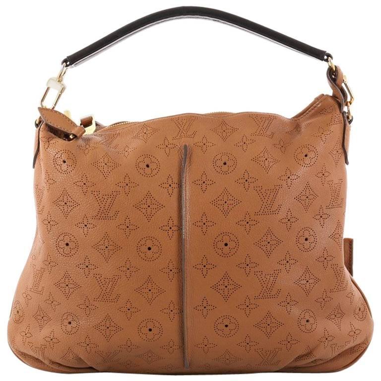75b81af5749d Louis Vuitton Selene Handbag Mahina Leather PM at 1stdibs