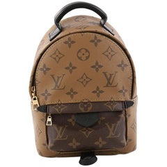 Louis Vuitton Palm Springs Backpack Reverse Monogram Canvas Mini