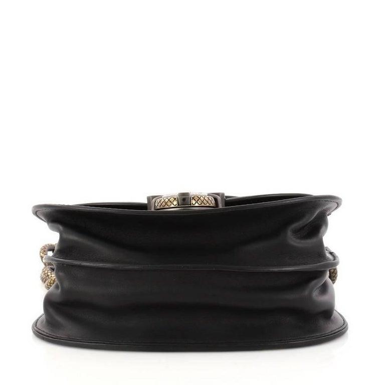 55452d8327c Women s Bottega Veneta Umbria Leather with Calf Hair Small Shoulder Bag For  Sale